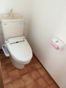 香芝市旭ヶ丘5丁目トイレ