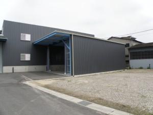 桜井市工場改修工事