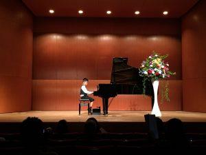 橿原市ピアノ発表会