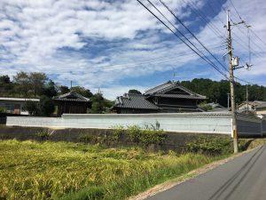 明日香村越日本建築物件