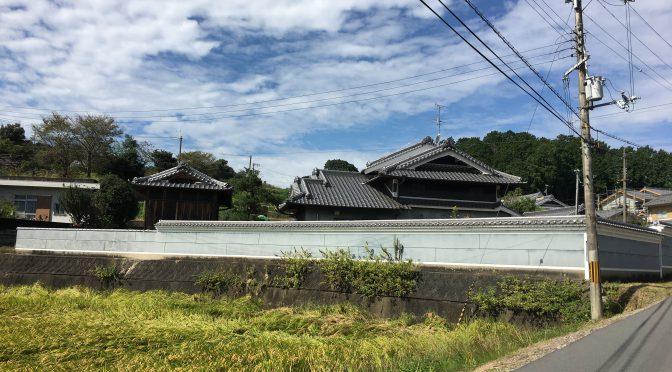 明日香村越にて日本建築の物件販売中
