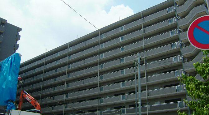 大和八木駅のマンション、グランベルビュ大和八木不動産取引