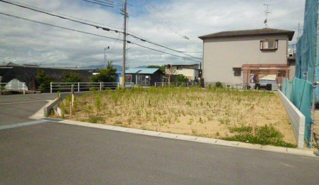 桜井市大福にて土地物件のご成約
