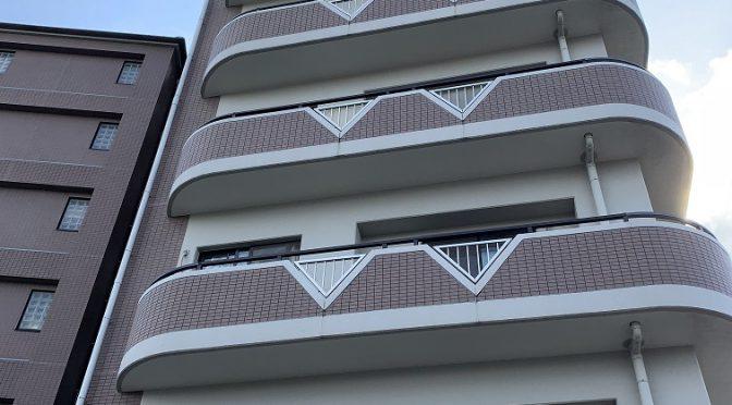桜井市内のマンショングローリー桜井北本町にて4階部分が売却中です