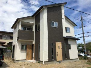 橿原市和田町新築住宅建築