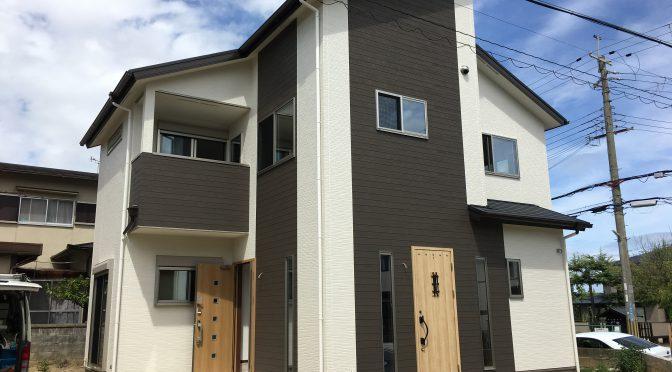 橿原市和田町にて新築一戸建て住宅建築