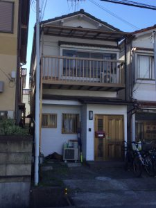 奈良市西九条町3丁目一戸建て物件