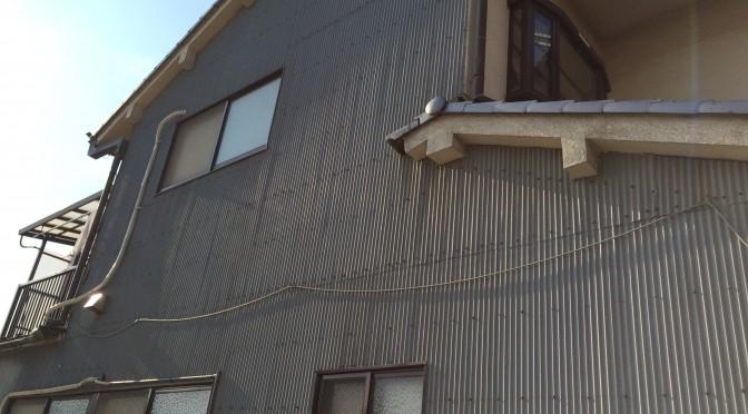 天理市内にて建物サッシ交換リフォーム工事