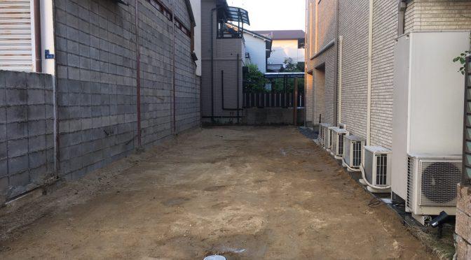 大阪市旭区清水2丁目土地物件