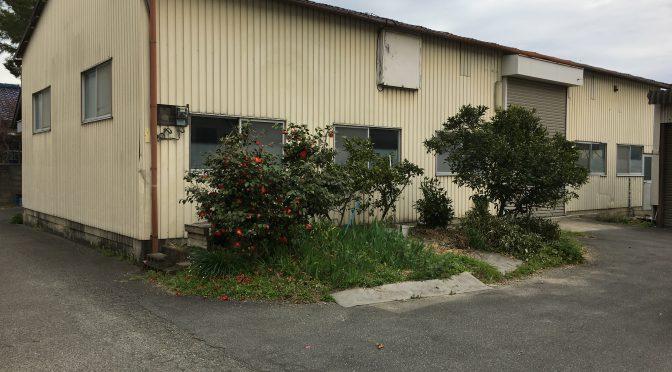 奈良県磯城郡三宅町石見にて倉庫物件が賃貸募集中です。