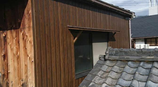 奈良市一戸建て外壁補修工事