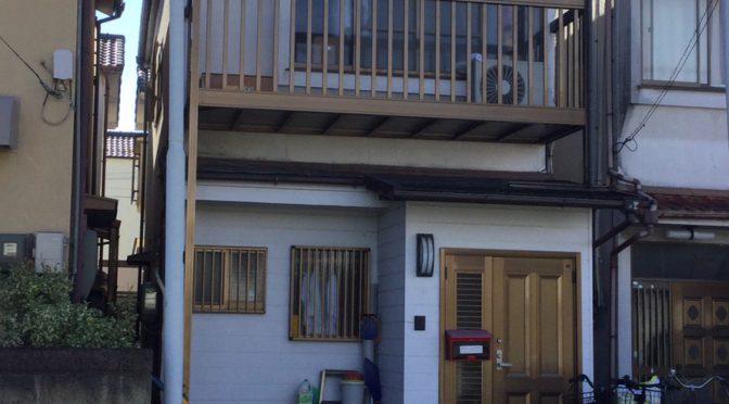 奈良市西九条町3丁目にて一戸建て物件のご成約