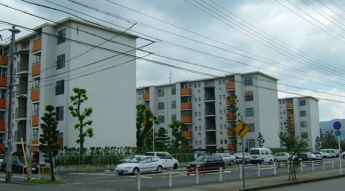オレンジマンション1階部分が売却中です。