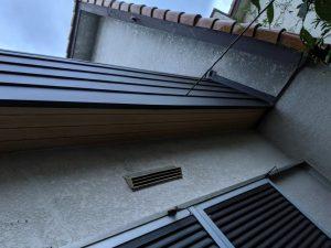 奈良県橿原市葛本町屋根補修写真