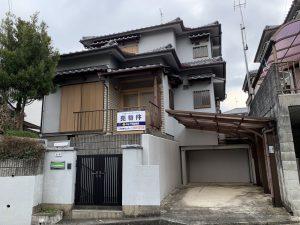 奈良県橿原市五条野町一戸建て