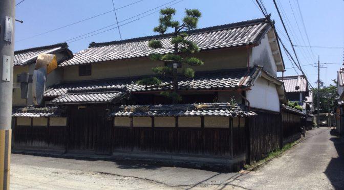 奈良県橿原市城殿町古家付土地物件のご成約