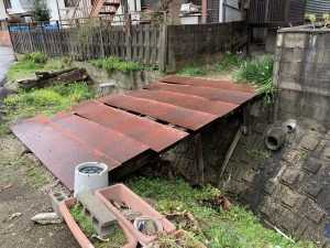 羽曳野市高鷲橋工事