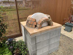 奈良県橿原市ピザ窯