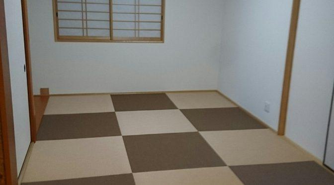奈良県橿原市鳥屋町にて一戸建てリフォーム工事
