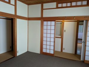 奈良県高市郡高取町下子島一戸建てリフォーム後