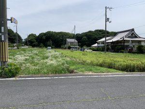 奈良県橿原市大谷町田農地