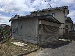 奈良県橿原市鳥屋町倉庫カバー工法工事