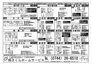 奈良県橿原市不動産広告