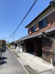 奈良県桜井市大泉一戸建て