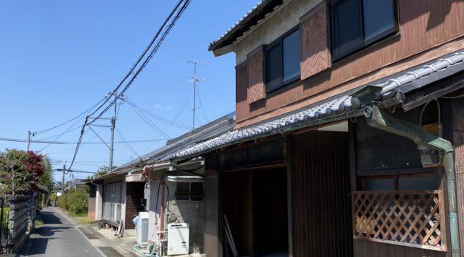 奈良県桜井市大泉にて一戸建て物件