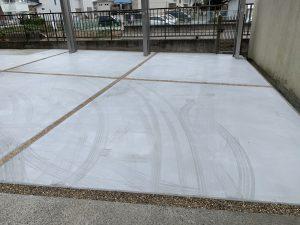 奈良県橿原市新口町カーポート工事