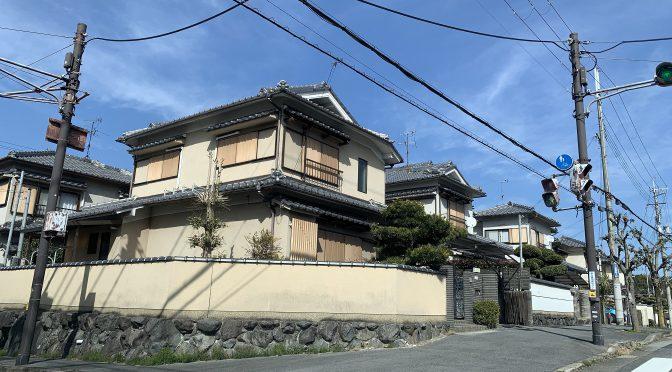 奈良県橿原市五条野町にて一戸建て物件のご成約
