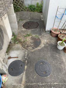 奈良県磯城郡田原本町阪手個別浄化槽入れ替え工事