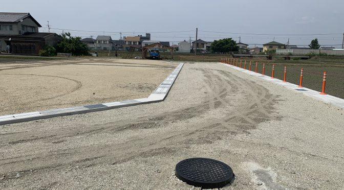 奈良県橿原市五井町にて土地不動産取引