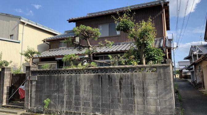 奈良県磯城郡田原本町松本にて一戸建て物件のご成約